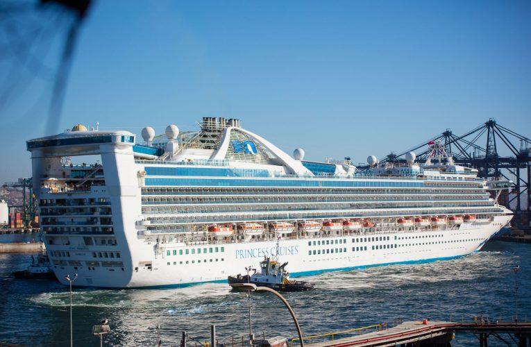Cruceros no llegarían a Chile durante el 2021